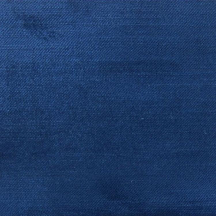 Navy Blue Velvet Designer Upholstery Fabric Imperial Hautehousefabric