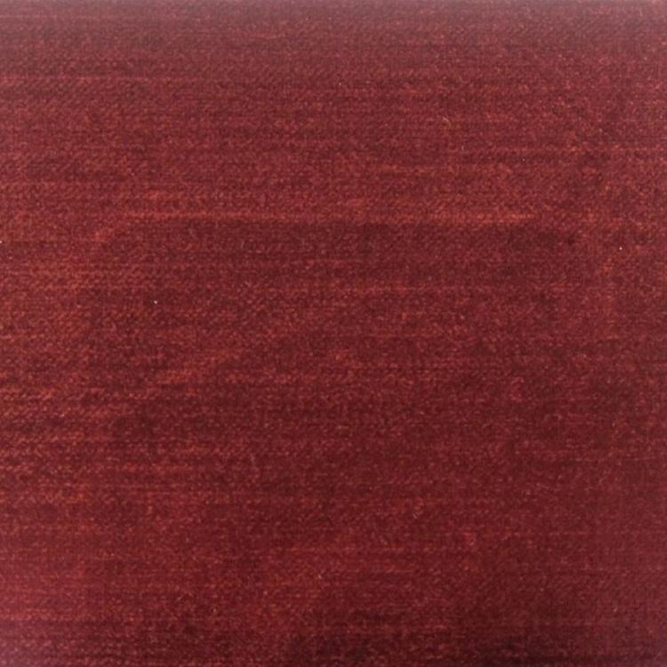 Favorite Burgundy Velvet - Designer Upholstery Fabric - Imperial  MP73