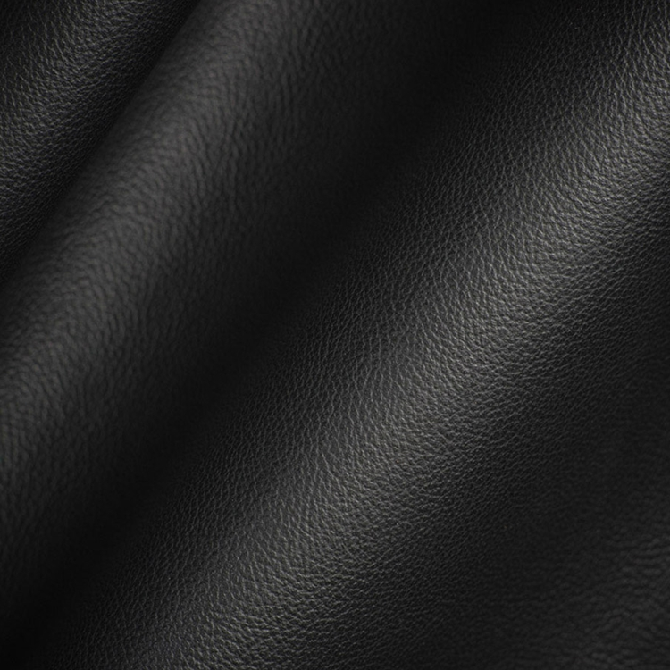 Haute House Fabric Elegancia Black Leather Upholstery 3203