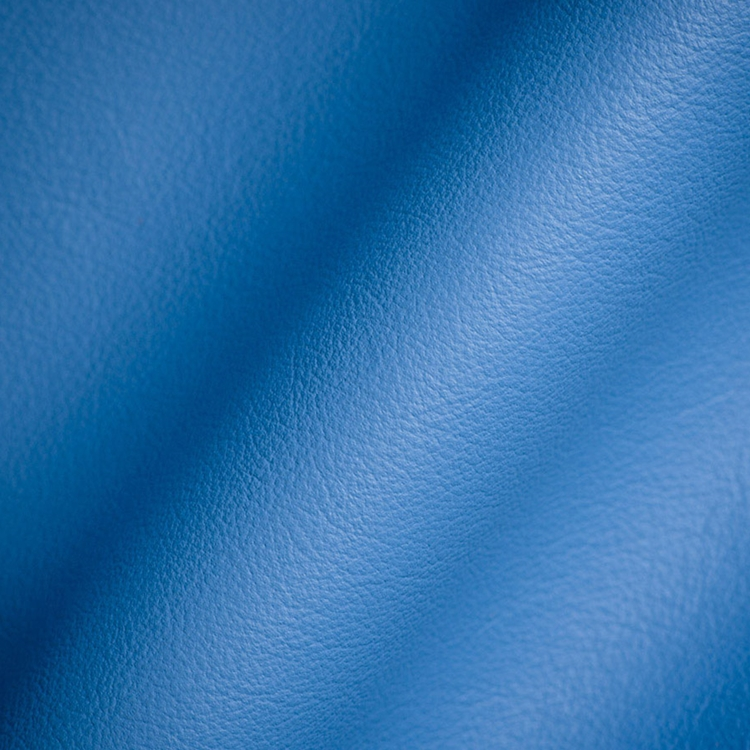Blue Leather Upholstery Designer Fabric Hautehousefabric Com