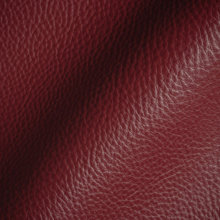 Haute House Fabric Red Leather Upholstery 3428