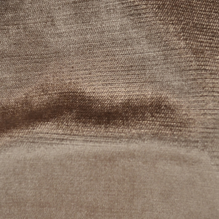 Brown Velvet Upholstery Fabric Shimmer Bark Hautehousefabric Com