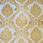 Haute House Fabric - Godiva Gold - Velvet #2385