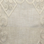 Haute House Fabric - Gisella Flax - Sheer #2669