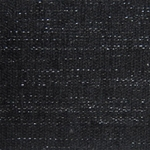 Haute House Fabric - Athena Black - Vinyl #2794
