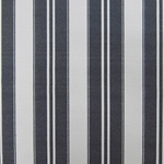 Haute House Veranda Black, Outdoor  Fabric