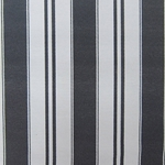 Haute House Veranda Ebony, Outdoor  Fabric