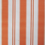 Haute House Veranda Orange, Outdoor  Fabric