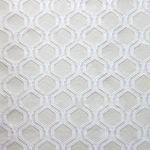 Haute House Fabric - Honeycomb Cream - Woven #2837