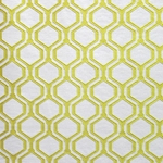 Haute House Fabric - Honeycomb Kiwi - Woven #2839
