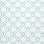 Haute House Fabric - Honeycomb Seaspray - Woven #2876