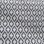 Haute House Fabric - Flip Flop Ebony - Outdoor Woven Fabric #2948