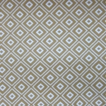 Haute House Fabric - Alto Grey - Woven Geometric Fabric #2997