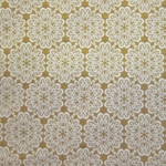 Haute House Fabric - Pizelles Latte - Geometric Woven Fabric #3019