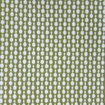 Haute House Fabric - Pearls Apple - Woven Circle Fabric #3041