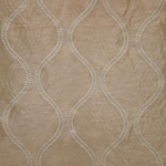 Haute House Fabric - Hour Glass Beige - Contemporary Fabric #3065