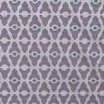 Haute House Fabric - Cigarband Lilac - Geometric Fabric #3135