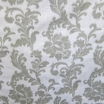 Haute House Fabric - Campania Bayleaf - Floral Fabric #3145