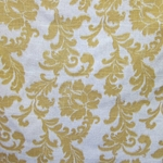 Haute House Fabric - Campania Wheat - Floral Fabric #3152
