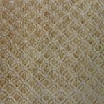 Haute House Fabric - Cobblestones Gold - Chenille Fabric #3168