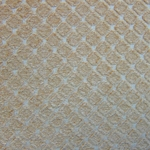 Haute House Fabric - Cobblestones Cream - Chenille Fabric #3173