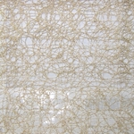 Haute House Fabric - Helix Champagne - Sheer Fabric #3182