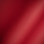 Haute House Fabric - Elegancia Fire Engine - Leather Upholstery Fabric #3208