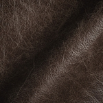 Haute House Fabric - Geyser Charcoal - Leather Upholstery Fabric #3395