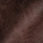 Haute House Fabric - Argo Chocolate - Leather Upholstery Fabric #3400