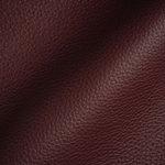 Haute House Fabric - Tut Merlot - Leather Upholstery Fabric #3422