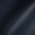 Haute House Fabric - Tut Navy - Leather Upholstery Fabric #3425