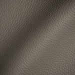 Haute House Fabric - Tut Pewter - Leather Upholstery Fabric #3426