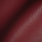 Haute House Fabric - Red Leather - Leather Upholstery Fabric #3428
