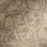 Haute House Fabric - Falls Ivory - Leather Upholstery Fabric #3444
