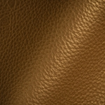 Haute House Fabric - Abalone Gold - Leather Upholstery Fabric #3451