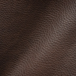 Haute House Fabric - Royce Black Bean - Leather Upholstery Fabric #3470