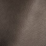Haute House Fabric - Royce Smoke - Leather Upholstery Fabric #3483