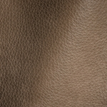 Haute House Fabric - Royce Taupe - Leather Upholstery Fabric #3485