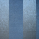 Haute House Fabric - Louise Ocean-Velvet Stripe #3852
