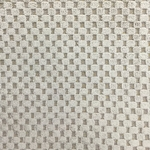 Haute House Fabric - Cavalli Latte - Check/Plaid Velvet #3891