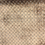 Haute House Fabric - Cavalli Mocha - Check/Plaid Velvet #3892