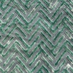 Haute House Fabric - Devious Spa - Chevron Velvet #3924