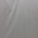 Haute House Fabric - Argile White - Geometric Velvet #3927