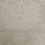 Haute House Fabric - Nattie Cream - Damask Velvet #4038