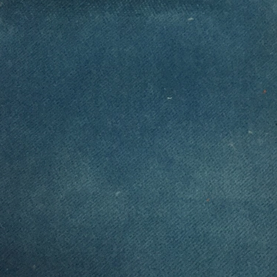 Haute House Fabric - Tyra Denim - Velvet Solid #4278
