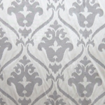 Haute House Fabric - Lancelot Gray - Woven Fabric #4390