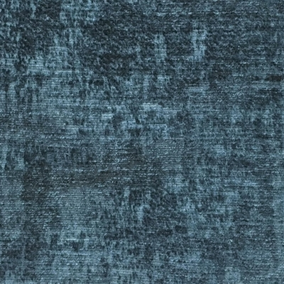 Haute House Fabric - Adam Navy - Chenille Fabric #4528