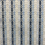 Haute House Fabric - Eiza Azure - Velvet Fabric #4536