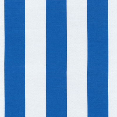 Haute House Fabric - Bradbury Stripe Cobalt -Upholstery Outside Fabric #4662