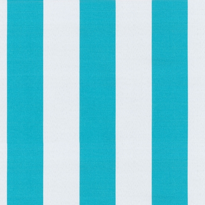 Haute House Fabric - Bradbury Stripe Turquoise -Upholstery Outside Fabric #4665
